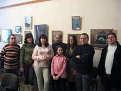 ART-ANIMAL PLANET у бібліотеці ім. Тімірязєва