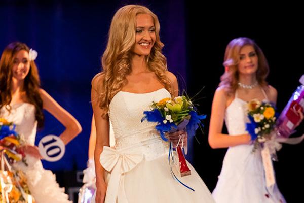 Мисс Elegance стала № 9 - Шамрай Анастасия