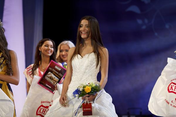 Мисс Винницы 2012 - Елена Марценюк