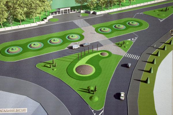 У Вінниці підвели підсумки конкурсу ландшафтного дизайну