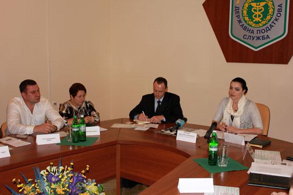Голова обласної  ДПС пояснила бізнесу, як заслужити автоматичне відшкодування ПДВ