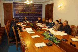 Підводні спиртоводи контрабандистів на Дністрі обговорювали вінницькі силовики