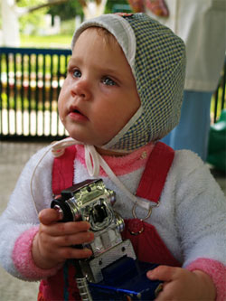 """Фотовиставка """"Діти як діти"""""""