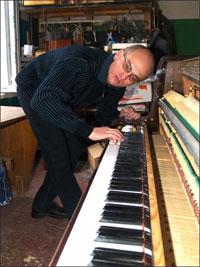 настроювання піаніно