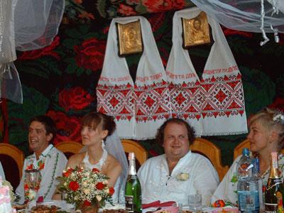 Весілля Бронюка