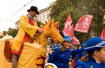 Карнавал у Вінниці