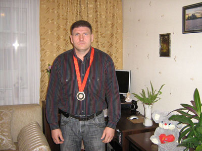 Микола Ливицький - бронзовий призер паралімпійських ігор у Пекіні