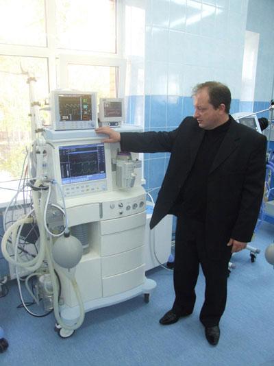 хірургічний корпус лікарні швидкої допомоги у Вінниці