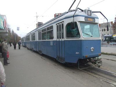 Швейцарський трамвай Міраж