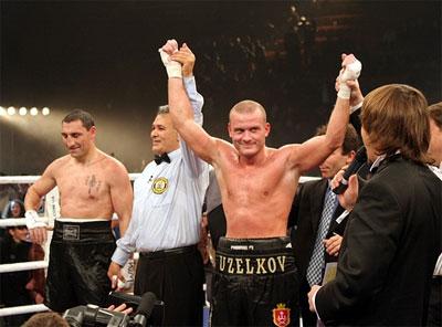 Вячеслав Узелков - Алехандро Лэкэтуш