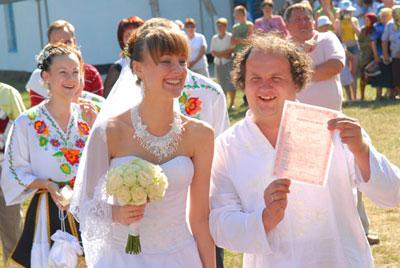 Весілля Віктора Бронюка, ТІК