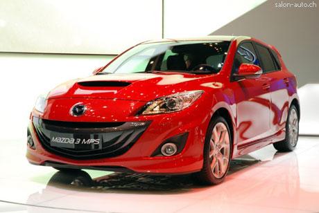 Mazda3 New MPS