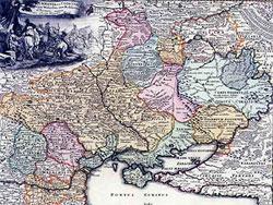 В Виннице открылась выставка старинных карт Украины