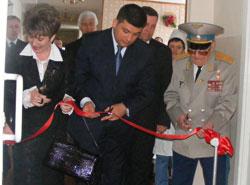 Відкриття міського відділення для лікування та реабілітації інвалідів Великої Вітчизняної війни