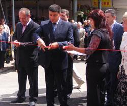 Відкриття нового ринку у Вінниці
