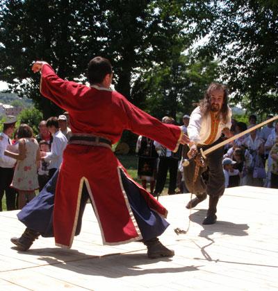 козацький фестиваль