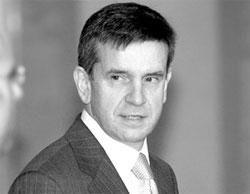Михаил Зурабов - посол России в Украине