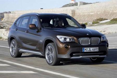 BMW X1 будет стоить от 27200 евро
