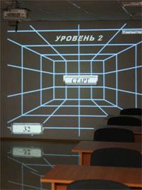 сучасний лазерний тир у УМВС Вінниці