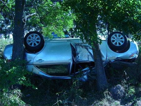 Дтп водій від отриманих травм на місці