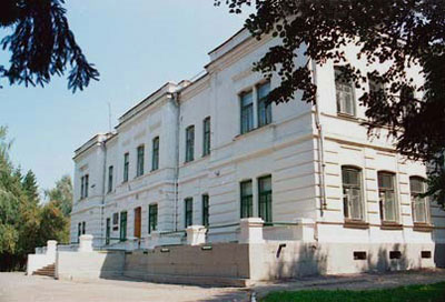 Музей П.І. Чайковського та Н.Ф. фон Мекк