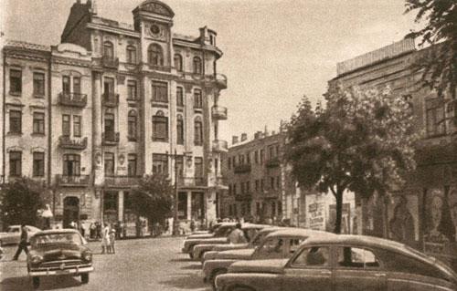 Готель Савой, м. Вінниця.