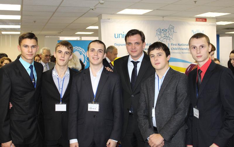 Юрій Павленко на відкритті Форуму у Вінниці