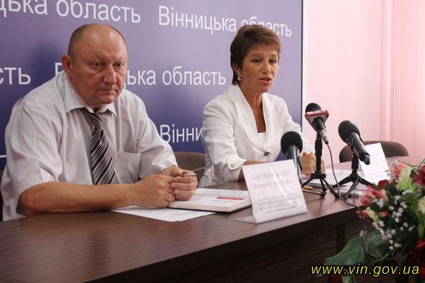 Валерій Бачинський і Світлана Аляб'єва