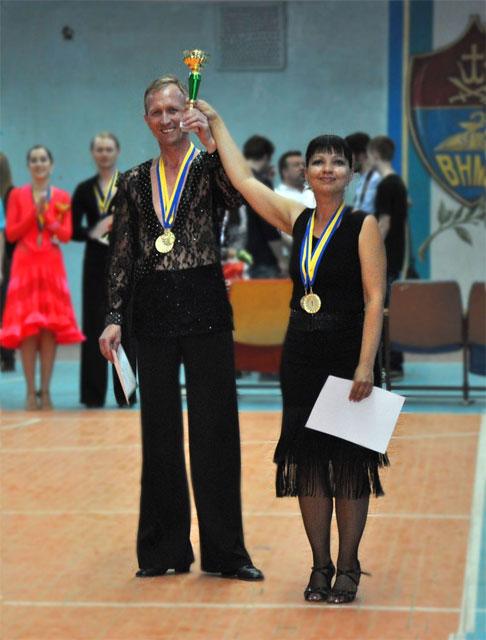 Тетяна та В'ячеславМайстренко