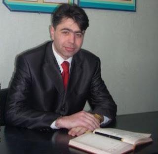 Директор школи №19 Дмитро Щербацький
