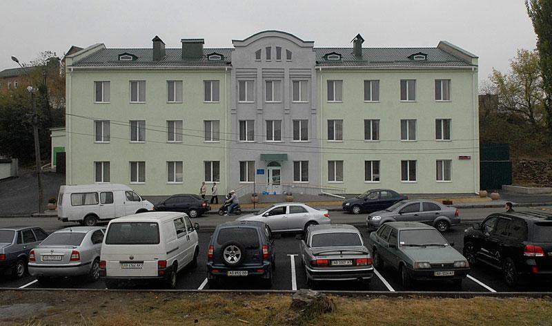 Обласне бюро судмедекспертизи у Вінниці