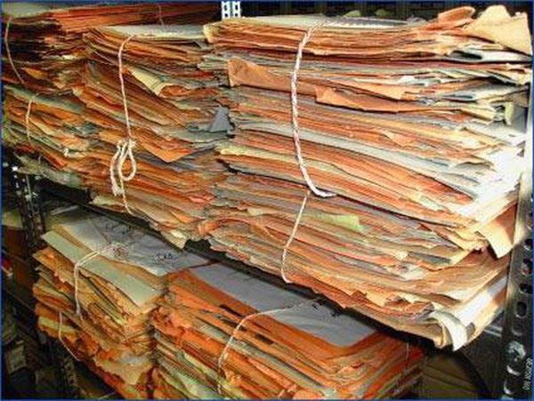 архівні документи