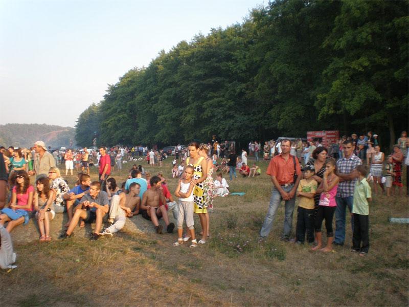 """Усі гості, які завітали на фестиваль """"Млиноманія"""""""