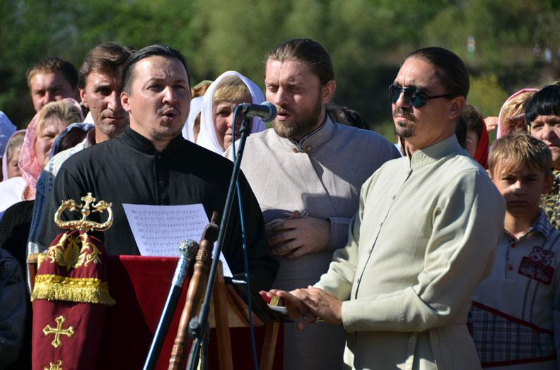 Ярмарок у Лядівському чоловічому монастирі