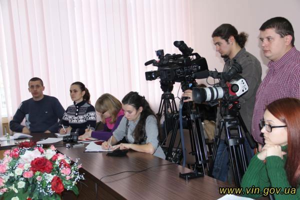 прес-конференція щодо стану екологічної безпеки області