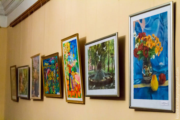 виставка картин