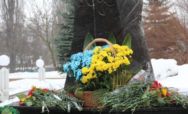 Пам'ятник ім. В. Стуса