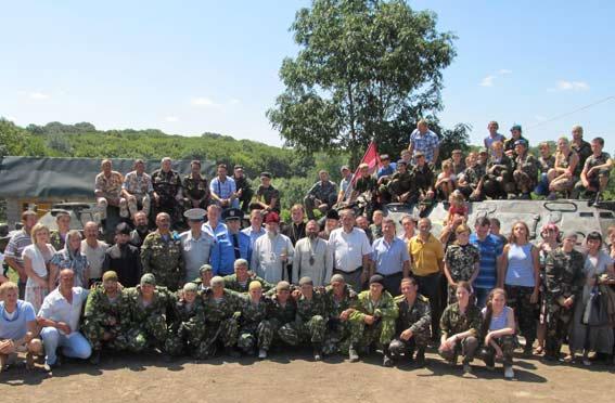 Єдина у світі православна військово-патріотична парашутно-десантна школа другий рік поспіль відкрилась на Вінниччині