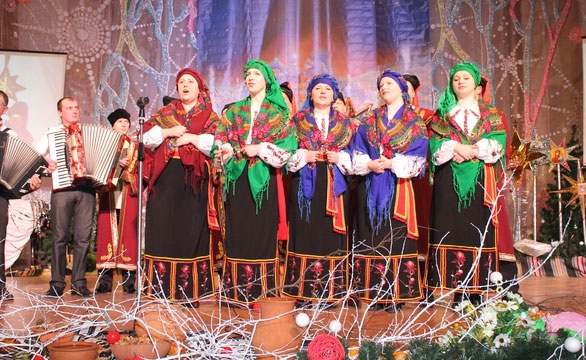 """фестиваль """"Різдвяне диво"""""""