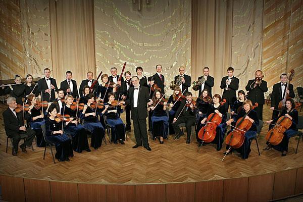 """оркестр """"Арката"""""""