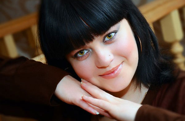 Учасниця конкурсу Наталя Видайко