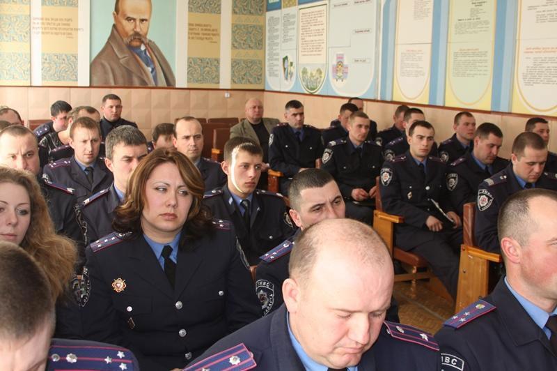 У міліції Вінниччини тривають кадрові зміни