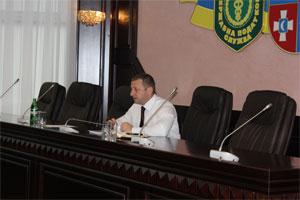 заступник голови ДПС у области Володимир Ліщенко
