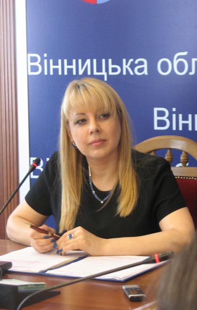 Наталя Гетце організатор конкурсу