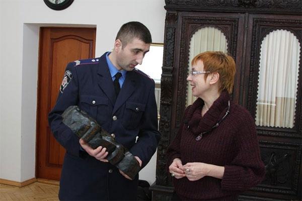 Віктор Старченко іТетяна Журунова