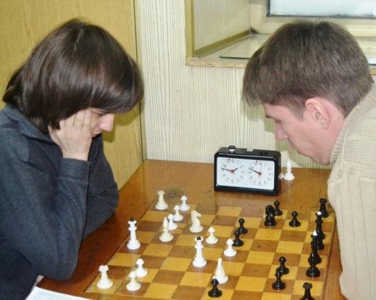 Зліва Олег Биковський