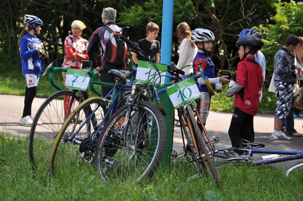 дитячі велогонки