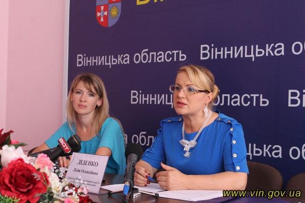 прес-конференція. Лідія Діденко