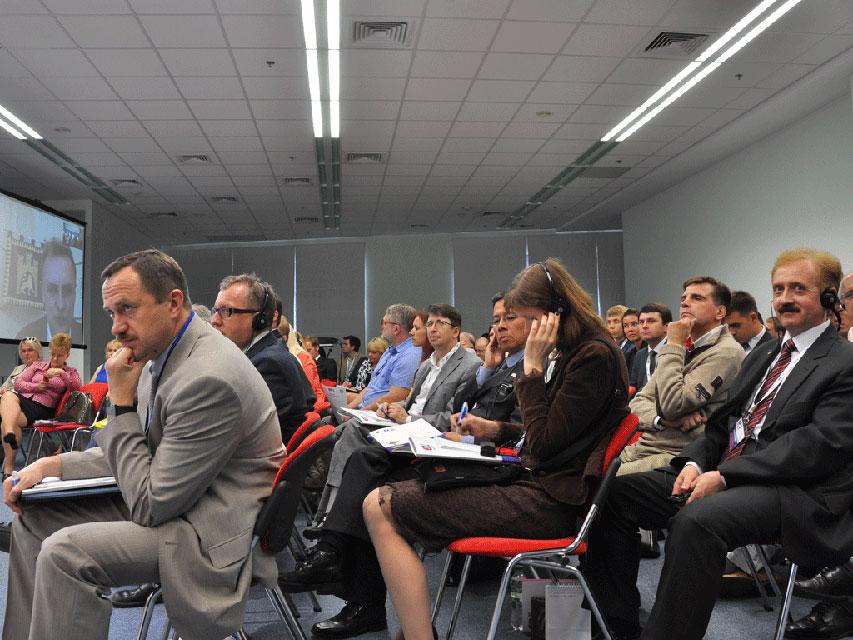 Національний експертний форум, організований в Києві Інститутом Горшеніна