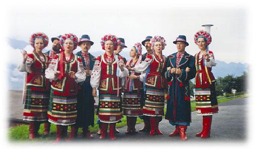 """Вінницький академічний ансамбль пісні і танцю """"Поділля"""""""